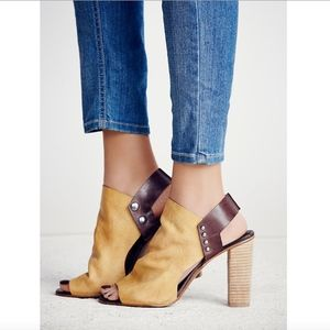 Free People Picture This Heel size 10 New